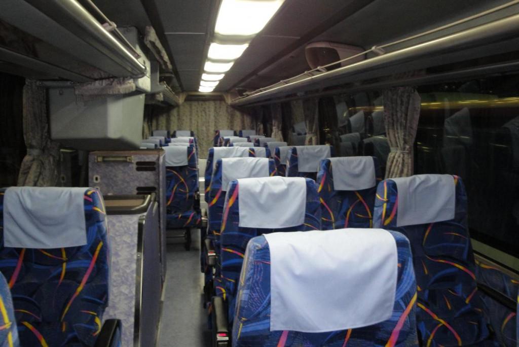 Xe ba dãy ghế